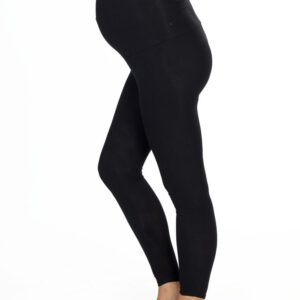 Maternity Leggings in Cotton with foldable waist